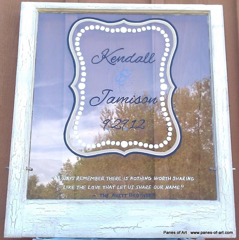 Panes of Art, Barn Quilts, Hand Painted Windows, Window Art ...