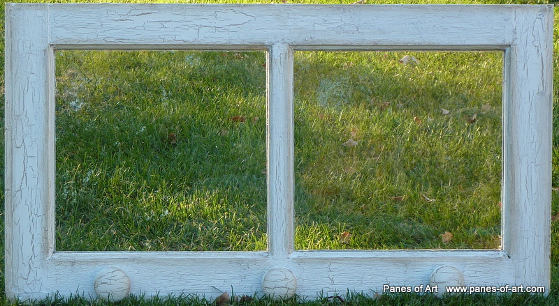 Old Window with 3 Knobs  Price USD $70.00 Window Status Available.   & Panes of Art Barn Quilts Hand Painted Windows Window Art ...